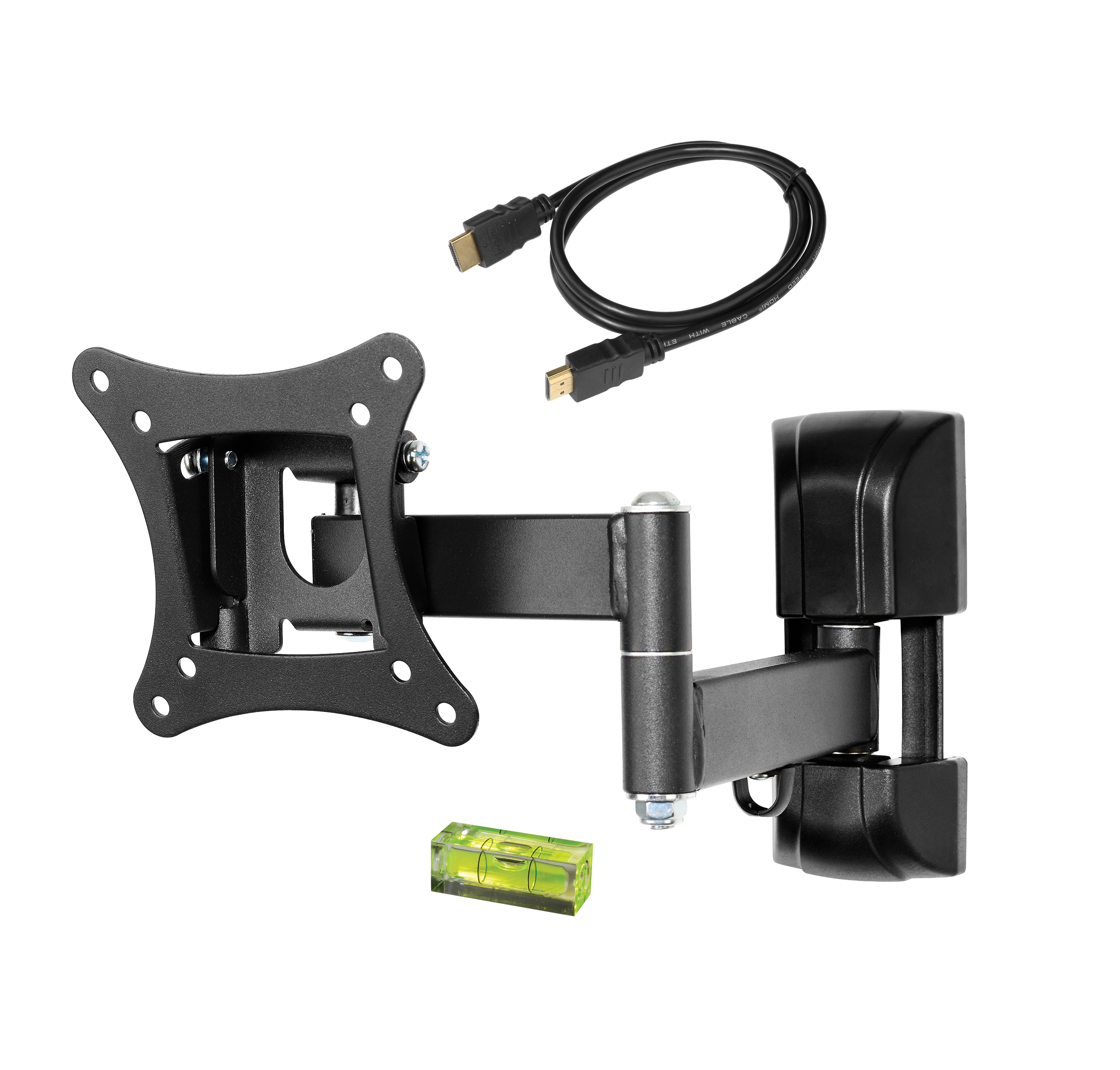 Full-Motion Tilting Wall Mount